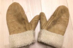 マイリトルボックス2020年2月手袋