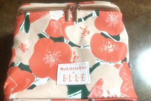 ELLE保冷機能付きランチバッグ