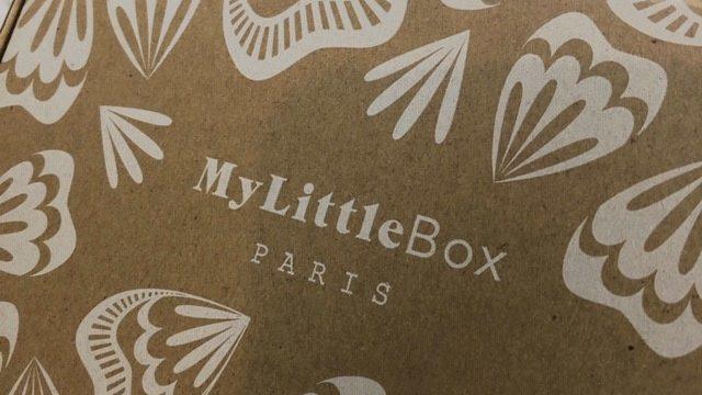 マイリトルボックスサマーボックス外箱
