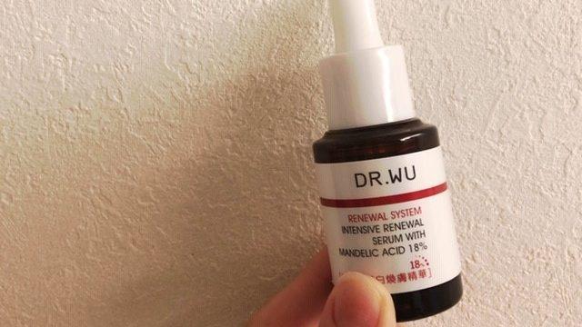 ドクターウーマンデル酸セラム美容液