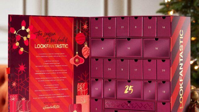 ルックファンタスティックアドベントカレンダー2021クーポン