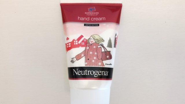 ニュートロジーナハンドクリーム