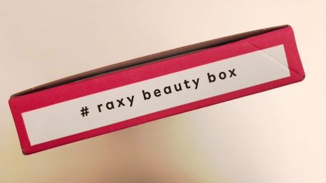 ラクシーボックス箱